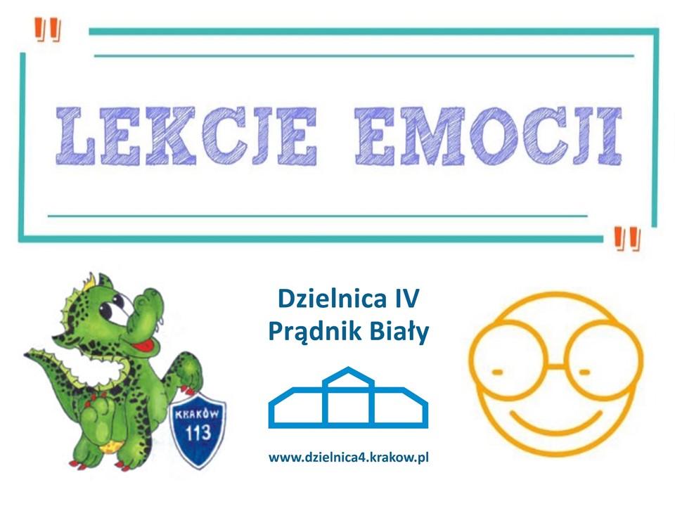 Lekcje emocji logo
